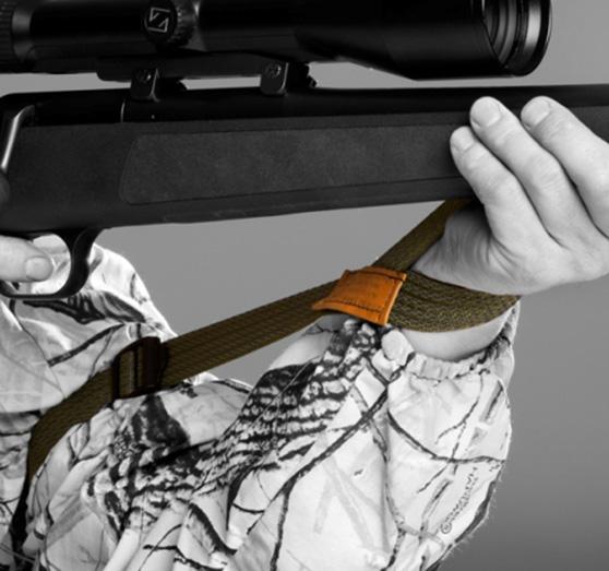 riflestroppen